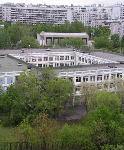 Школа № 86 М.Е. Катукова